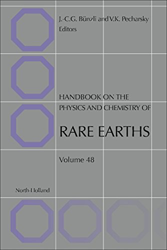 9780444634832: Handbook on the Physics and Chemistry of Rare Earths, Volume 48