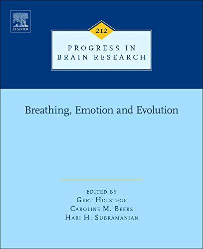 Breathing, Emotion and Evolution, Volume 212 (Progress