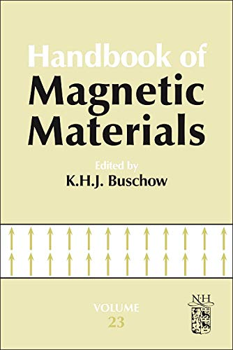 Handbook of Magnetic Materials, Volume 23: K. H. J.