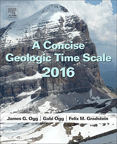 9780444637710: A Concise Geologic Time Scale: 2016