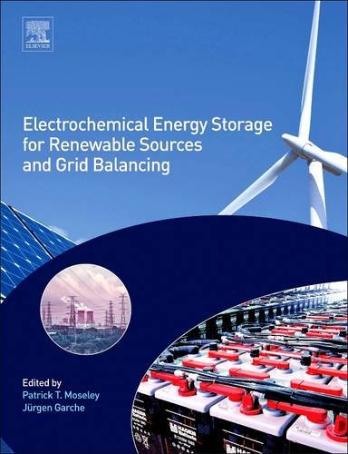 9780444638076: Electrochemical Energy Storage for Renewable Sources and Grid Balancing
