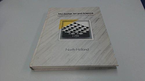 9780444700117: M.C. Escher: Art and Science (Proceedings of the International Congress on M.C. Escher Rome, Italy, 26-28 March, 1985)