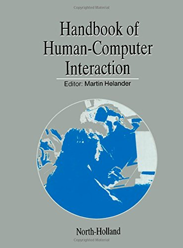 9780444705365: Handbook of Human-Computer Interaction