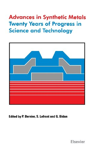 9780444720030: Advances in Synthetic Metals: Twenty Years of Progress in Science and Technology
