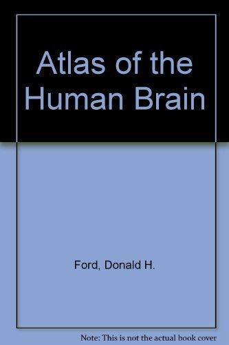 9780444800084: Atlas of the Human Brain