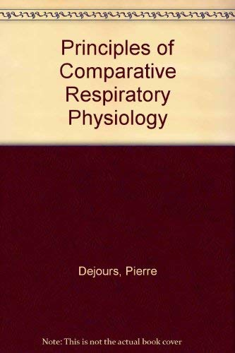 9780444802798: Principles of Comparative Respiratory Physiology