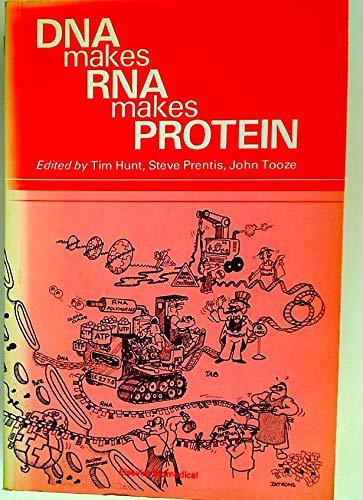 9780444804914: DNA Makes RNA Makes PROTEIN