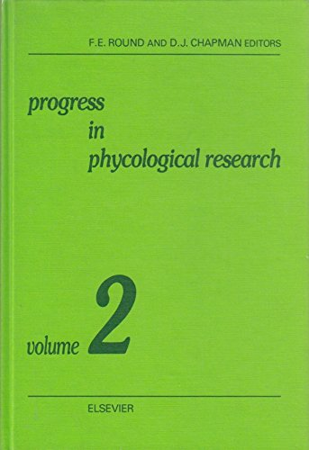 Progress in Phycological Research: v. 2: Round, F.E., Chapman,