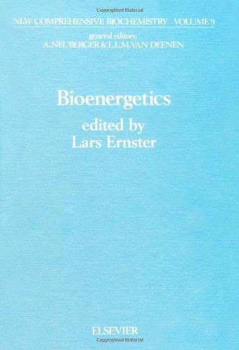 9780444805799: Bioenergetics (New Comprehensive Biochemistry, Volume 9)