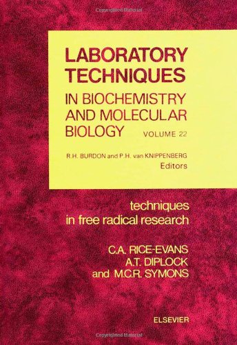 9780444813046: Techniques in Free Radical Research (Laboratory Techniques in Biochemistry & Molecular Biology)