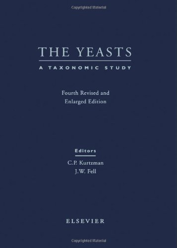 9780444813121: The Yeasts - A Taxonomic Study, Fourth Edition