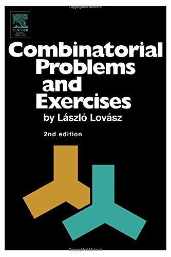 Combinatorial Problems and Exercises, Second Edition: Lov�sz, L.