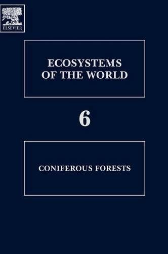 9780444816276: Coniferous Forests, Volume 6 (Ecosystems of the World)