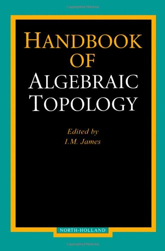 9780444817792: Handbook of Algebraic Topology