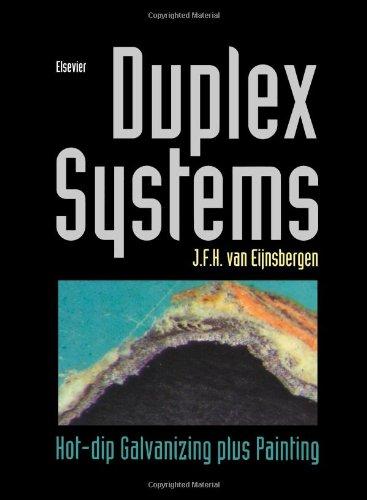 9780444817990: Duplex Systems: Hot-dip Galvanizing Plus Painting