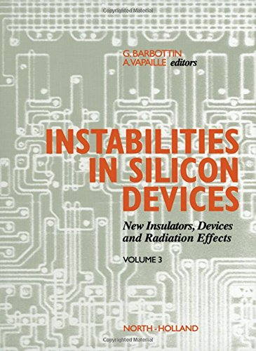 Instabilities in Silicon Devices: New Insulators Devices and Radiation Effects (Hardback)