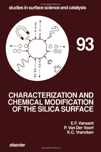 9780444819284: Characterization and Chemical Modification of the Silica Surface (Studies in Surface Science and Catalysis)