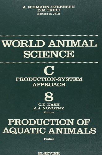 9780444819505: Production of Aquatic Animals: Fishes