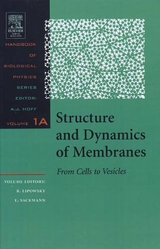 9780444819758: Structure and Dynamics of Membranes, Volume 1A: I. From Cells to Vesicles/II. Generic and Specific Interactions (Handbook of Biological Physics) (Vol 1)