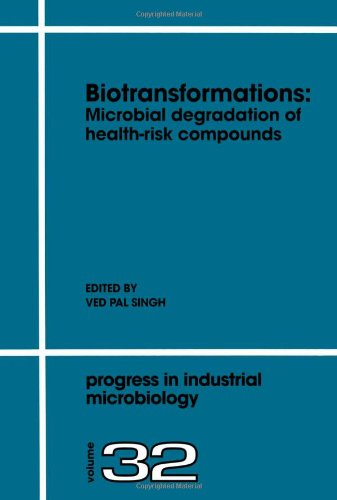 Biotransformations: Microbial Degradation of Health-Risk Compounds: Singh, Vedpal Singh