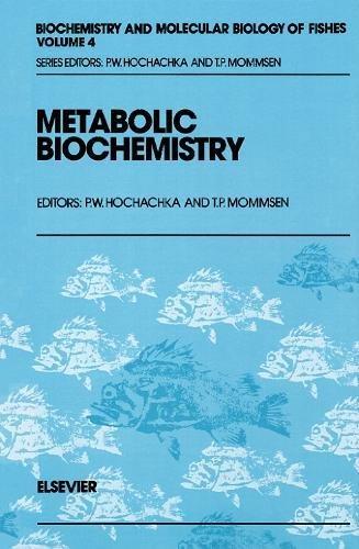 Metabolic Biochemistry (Hardback)