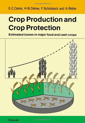 9780444820952: Crop Production and Crop Protection: Estimated Losses in Major Food and Cash Crops