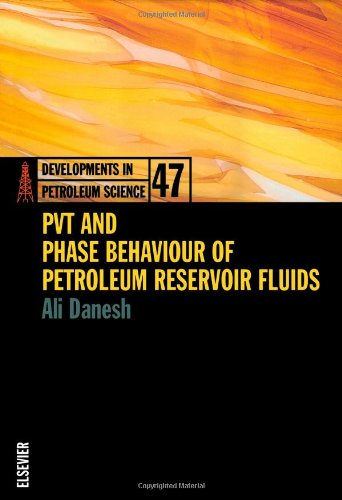 9780444821966: PVT and Phase Behaviour of Petroleum Reservoir Fluids (Developments in Petroleum Science)