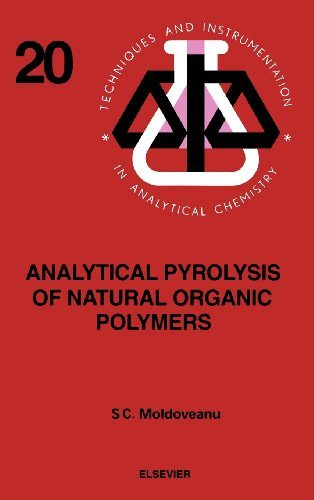 9780444822031: Analytical Pyrolysis of Natural Organic Polymers
