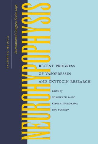 9780444822314: Neurohypophysis: Recent Progress of Vasopressin and Pxytocin Research (Studies in Computer Science and Artificial Intelligence)