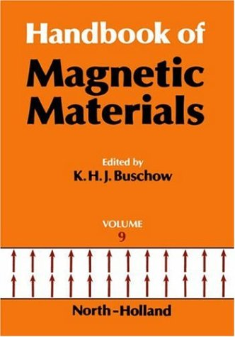 9780444822321: Handbook of Magnetic Materials, Volume 9