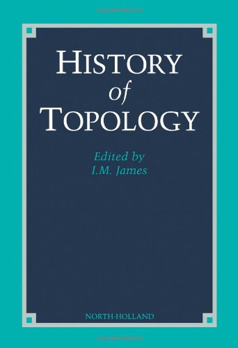 History of Topology