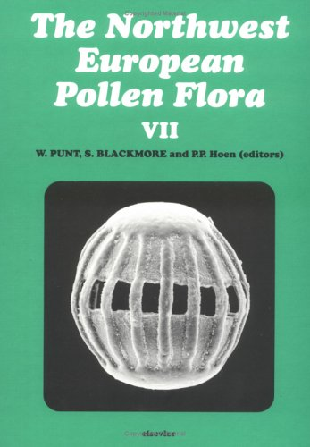 9780444823922: The Northwest European Pollen Flora, Volume Volume VII:: Reprinted from Review of Palaeobotany and Palynology, Vol. 88, Nos.1-4