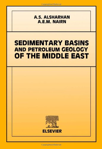 9780444824653: Sedimentary Basins and Petroleum Geology of the Middle East
