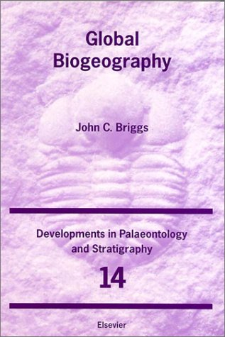 9780444825605: Global Biogeography (Developments in Palaeontology and Stratigraphy)