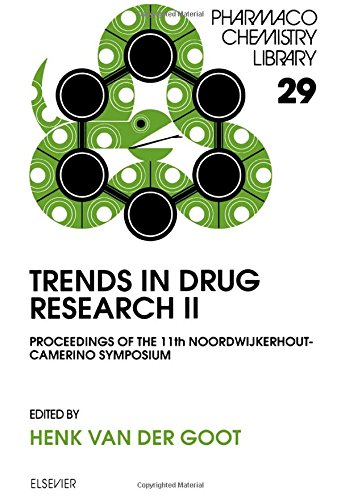 9780444826336: Trends in Drug Research II, Volume 29 (Pharmacochemistry Library)