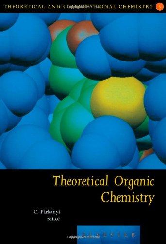 Theoretical Organic Chemistry: Volume 5 (Hardback)