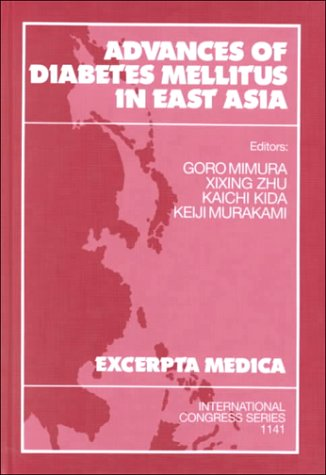 Advances of Diabetes Mellitus in East Asia: