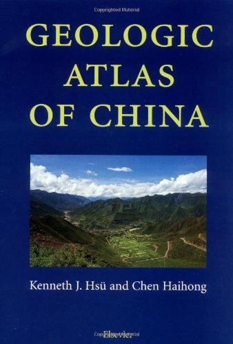 9780444828477: Geologic Atlas of China: An Application of the Tectonic Facies Concept to the Geology of China