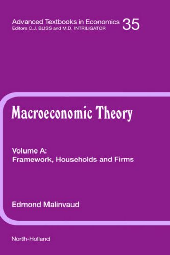 9780444828620: Framework, Households and Firms, Volume 35A (Macroeconomic Theory: A Textbook on Macroeconomic Knowledge and Analysis)