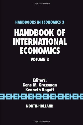 9780444828644: Handbook of International Economics, Volume 3 (Handbooks in Economics)