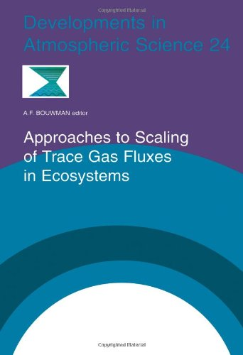 9780444829344: Approaches to Scaling of Trace Gas Fluxes in Ecosystems, Volume 24 (Developments in Atmospheric Science)