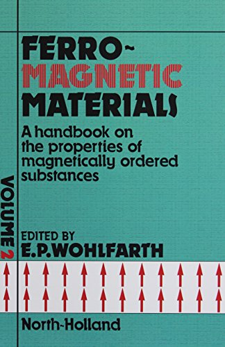 9780444853127: Handbook of Magnetic Materials: A Handbook on the Properties of Magnetically Ordered Substances: Vol 2