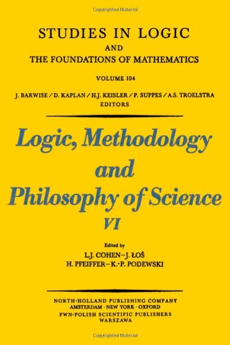 9780444854230: Logic, Methodology and Philosophy of Science: 6th: International Congress Proceedings (Studies in Logic and the Foundations of Mathematics)