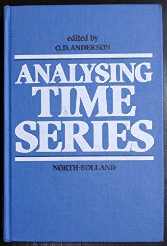 9780444854643: Analysing Time Series