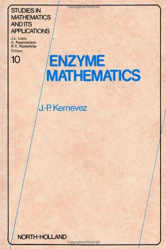9780444861221: Enzyme Mathematics (Studies in mathematics and its applications)