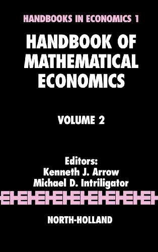 9780444861276: Handbook of Mathematical Economics, Volume 2 (Handbooks in Economics)