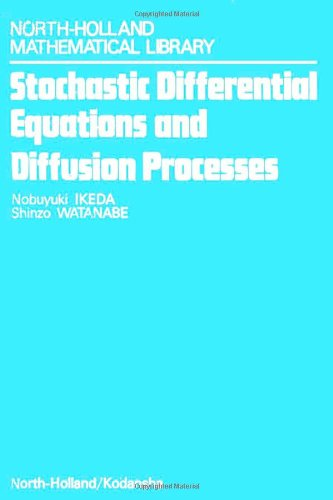 9780444861726: Stochastic Differential Equations and Diffusion Processes, Volume 24 (North-Holland Mathematical Library)