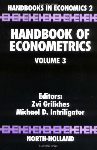 9780444861870: Handbook of Econometrics, Volume 3