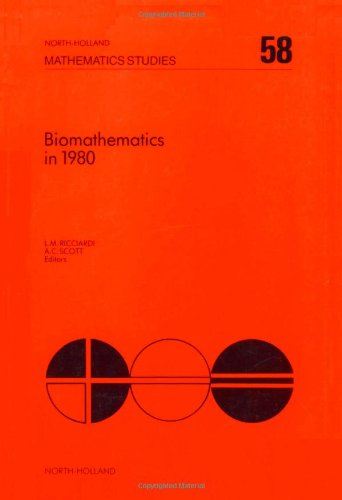Biomathematics in 1980, Volume 58: Papers presented: n/a