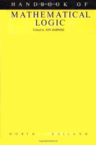9780444863881: Handbook of Mathematical Logic, Volume 90 (Studies in Logic and the Foundations of Mathematics)
